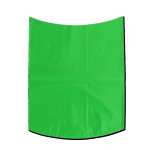 Термоусадочный пакет маленький зеленый 1 шт